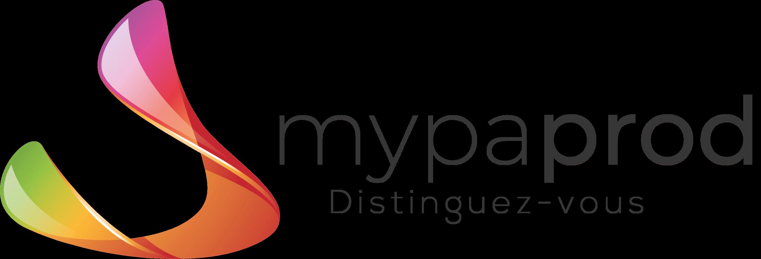 logo mypaprod en couleur
